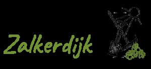 Volkstuinen Zalkerdijk